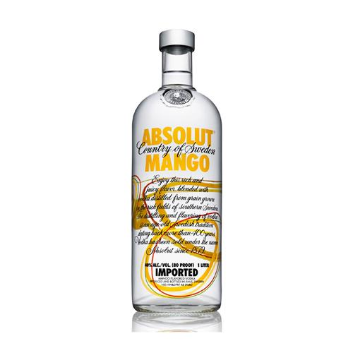 Vodka Absolut Mango 1000 ml