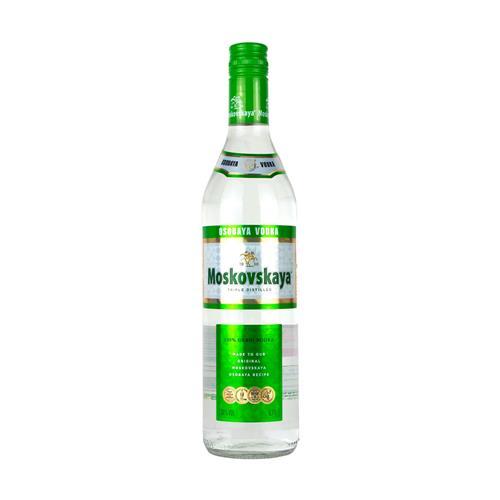 Vodka Moskovskaya 750 ml
