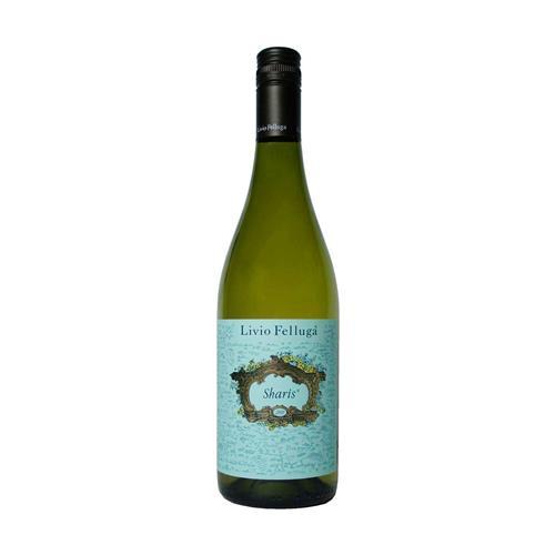 Vinho Branco Sharis Chardonnay Ribolla Gialla Itália 2010 750 ml Livio Felluga