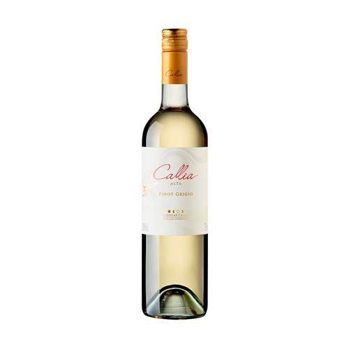 Vinho Branco Callia Alta Pinot Grigio Argentina 2015 750 ml