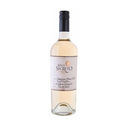 Vinho Branco First Edition Sauvignon Blanc Chile 2010 750 ml Valle Secreto