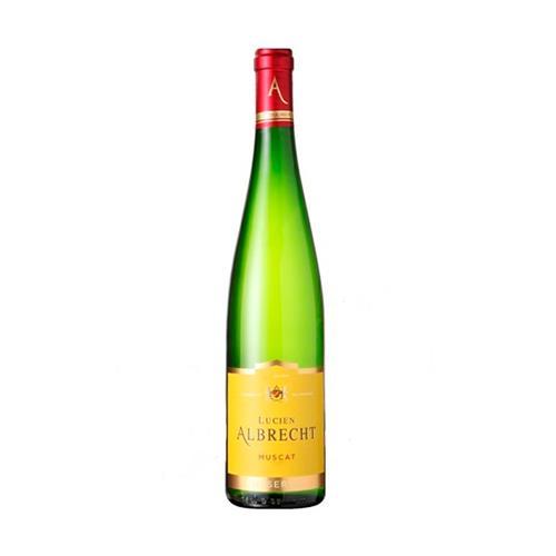 Vinho Branco Lucien Albrecht Muscat Réserve França 2011 750 ml