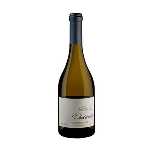 Vinho Branco Monte Paschoal Dedicato Chardonnay Brasil 2012 750 ml