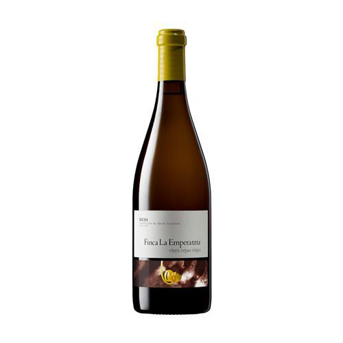Vinho Branco Finca La Emperatriz Viura Cepas Viejas Espanha 2010 750 ml