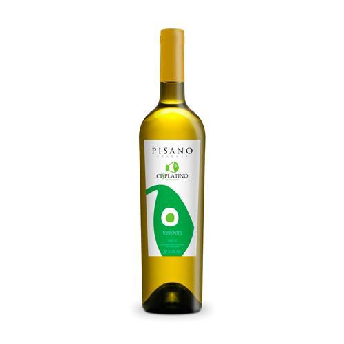 Vinho Branco Cisplatino Torrontés Uruguai 2013 750 ml Pisano