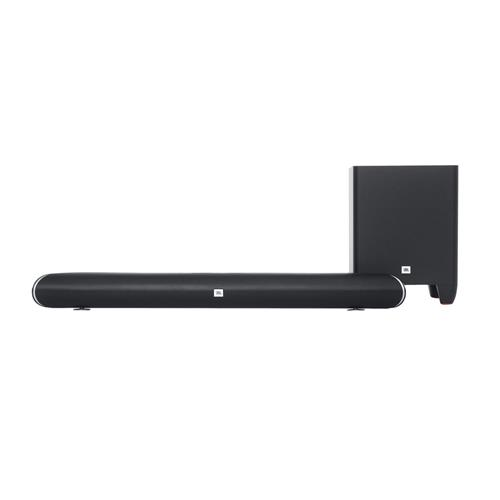 Home Theater JBL Soundbar SB250 com Cinema 2.1 e Bluetooth Wireless 200W