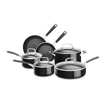 Conjunto de Panelas KitchenAid Alumínio com 6 Peças