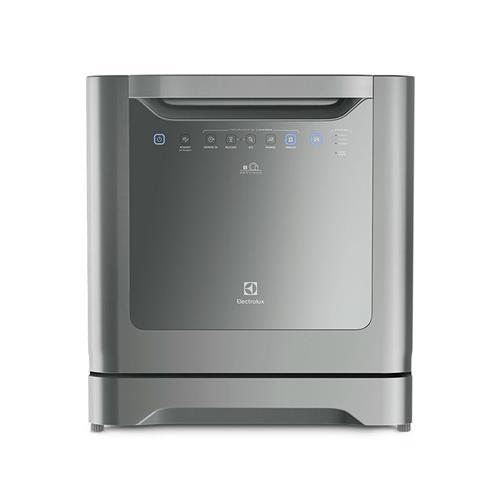 Lava-Louças Electrolux LE08S Inox 8 serviços 127V