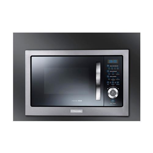 f9016ab29 Micro-ondas de Embutir Electrolux MB38X Inox 28 litros Grill e Painel Blue  Touch 220V