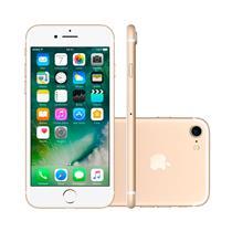 """iPhone 7 Apple com Tela de 4.7"""", 4G, Câmera 12MP + Frontal 7MP e iOS 10 (BZ)"""