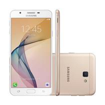 """Smartphone Samsung Galaxy J7 Prime com Dual Chip, Tela de 5.5"""", 4G, 32GB, Câmera 13MP + Frontal 8MP e Android 6.0"""