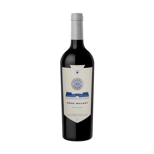 Vinho Tinto Gran Malbec Argentina 750ml - Flechas de Los Andes