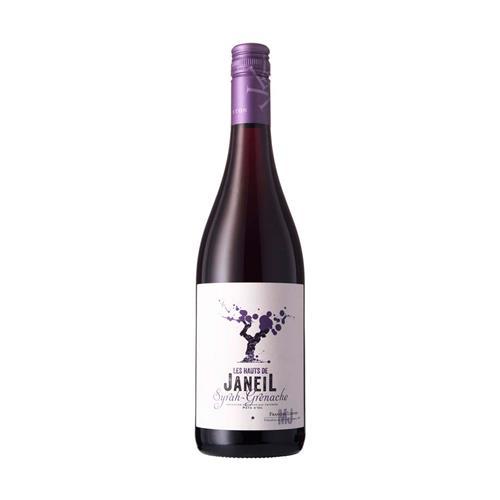 Vinho Tinto Les Hauts de Janeil França 2013 750ml - François Lurton
