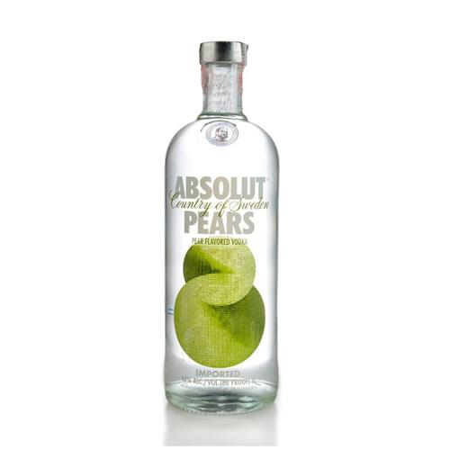 Vodka Absolut Pears 1000ml