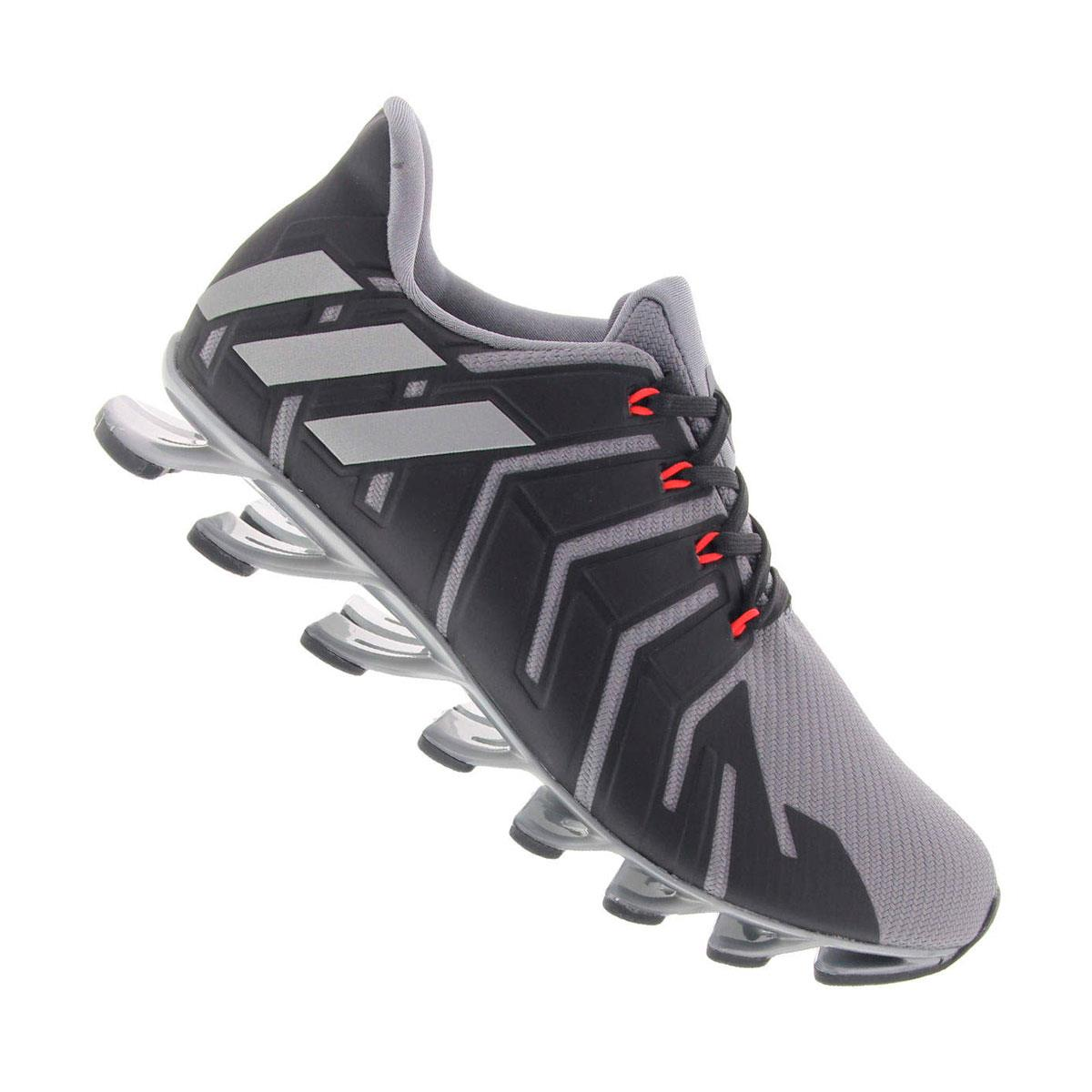 super popular 3cb35 7a20f ... wholesale adidas springblade drive 2 core black solar yellow tênis adidas  springblade pro masculino cadc3 160d0