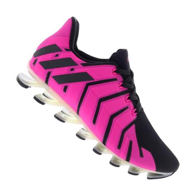 d84a515b708 Tênis Adidas Springblade Pro Feminino. Ampliar