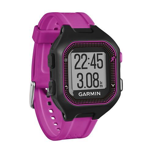 Relógio Esportivo Garmin Forerunner 25 com GPS e Monitor de Frequência Cardíaca