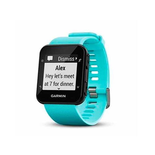 Relógio Esportivo Garmin Forerunner 35 com GPS e Monitor de Frequência Cardíaca A prova D'Água