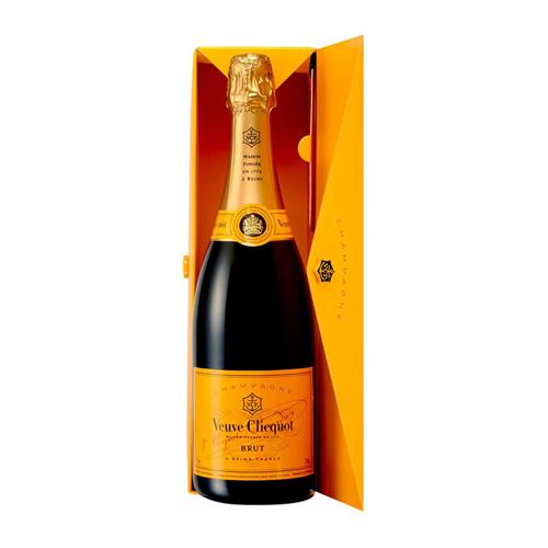 Champagne Veuve Clicquot Brut Envelope 750ml