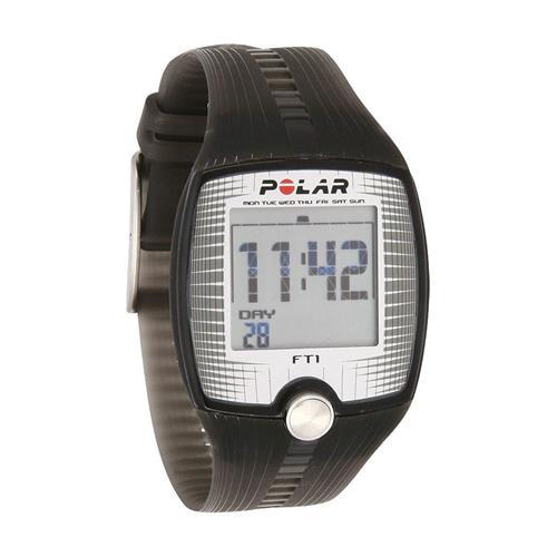 7488c06c26e Relógio Esportivo Polar com Monitor de Frequência Cardíaca e Cinta de  Transmissão Preto FT1