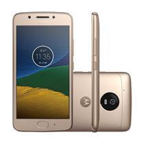 """Smartphone Motorola Moto G5 com Dual Chip, Tela de 5"""", 4G, 32GB, Câmera 13MP + Frontal 5MP e Android 7.0"""