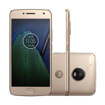 """Smartphone Motorola Moto G5 Plus Dual Chip, Tela de 5.2"""", 4G, 32GB, Câmera 12MP + Frontal 5MP e Android 7.0"""