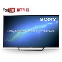 Smart TV LED HD Sony KDL-W655D com Wi-Fi, HDMI, USB e Rádio FM