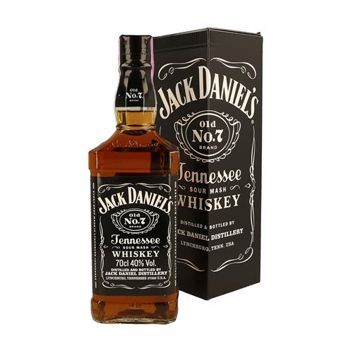 Whiskey Jack Daniel's Old nº 7 Tennessee